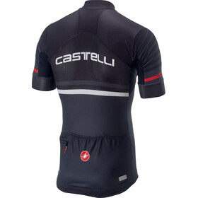 Castelli Free AR 4.1 Full-Zip Trikot Herren black/dark grey